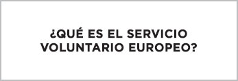 Servicio voluntariado europeo
